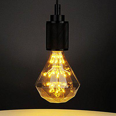 BRELONG G95 E27 47LED Vintage Edison Diamond Light Bulb Gypsophila Bulb 220 -240