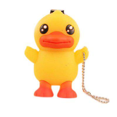 New Portable Cute Yellow Duck Nail Clippers Tools