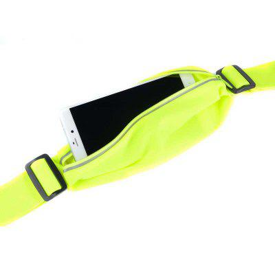 waterproofed Breath Waist Bag for Outdoor Sports Mountaineering RunningWaistpacks<br>waterproofed Breath Waist Bag for Outdoor Sports Mountaineering Running<br><br>Features: Water Resistant<br>For: Hiking, Exercise and Fitness, Mountaineering, Travel<br>Material: Lycra<br>Package Contents: 1 x Waist Bag<br>Package size (L x W x H): 25.00 x 10.00 x 10.00 cm / 9.84 x 3.94 x 3.94 inches<br>Package weight: 0.2400 kg<br>Product size (L x W x H): 70.00 x 6.00 x 3.00 cm / 27.56 x 2.36 x 1.18 inches<br>Product weight: 0.2000 kg