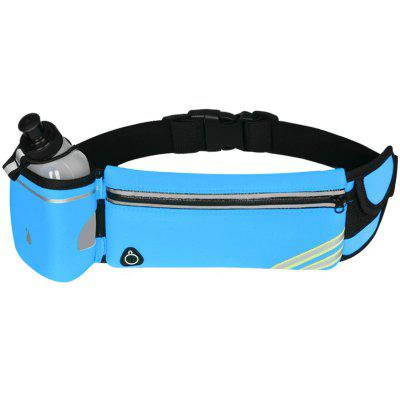 Multipurpose Breathable Waist Bag for Outdoor Sports Mountaineering Running