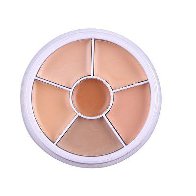 MISS ROSE 5 Colors Concealer Disc