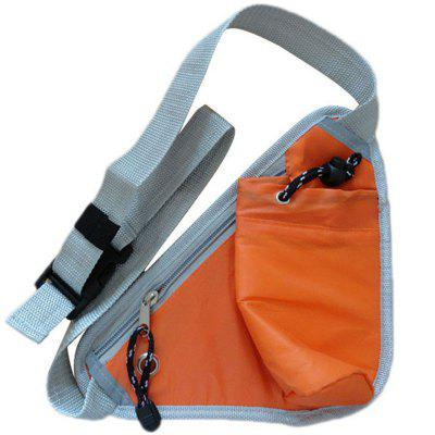 Triangle Portable Multi-functional Waterproof Outdoor Sports Pockets