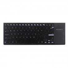 iPazzPort Wireless Backlit Keyboard With Touchpad Mouse for PC Notebook Laptop