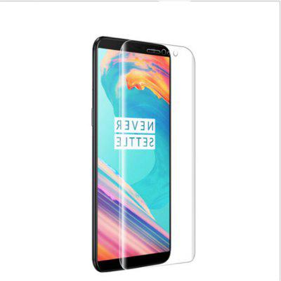 Water Condensate 3D Arc Soft Screen Film for OnePlus 5