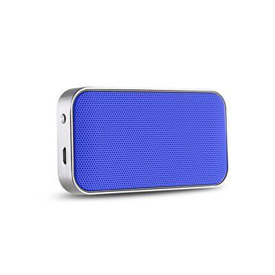 BOAS BT- 207 Mini Metal Bluetooth Wireless Speaker Portable Outdoor Sport Music