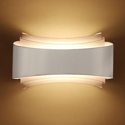 Personalized Simple Modern 10W Creative LED Wall Lamp Warm White Light
