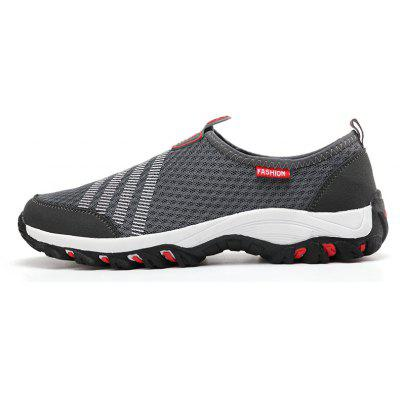 Men Casual Fashion Mesh Breathable ShoesMen's Sneakers<br>Men Casual Fashion Mesh Breathable Shoes<br><br>Available Size: 39-44<br>Closure Type: Slip-On<br>Embellishment: None<br>Gender: For Men<br>Occasion: Casual<br>Outsole Material: Rubber<br>Package Contents: 1xShoes(pair)<br>Pattern Type: Solid<br>Season: Spring/Fall<br>Toe Shape: Round Toe<br>Toe Style: Closed Toe<br>Upper Material: Microfiber<br>Weight: 1.2000kg
