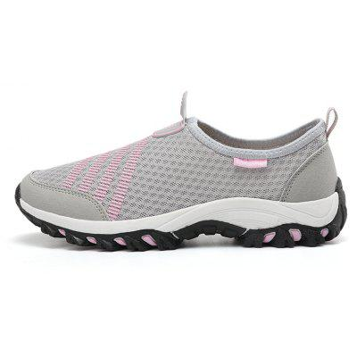 Lady Casual Fashion Mesh Breathable ShoesWomens Sneakers<br>Lady Casual Fashion Mesh Breathable Shoes<br><br>Available Size: 35-40<br>Closure Type: Slip-On<br>Embellishment: None<br>Gender: For Men<br>Occasion: Casual<br>Outsole Material: Rubber<br>Package Contents: 1xShoes(pair)<br>Pattern Type: Solid<br>Season: Spring/Fall<br>Toe Shape: Round Toe<br>Toe Style: Closed Toe<br>Upper Material: Microfiber<br>Weight: 1.2000kg