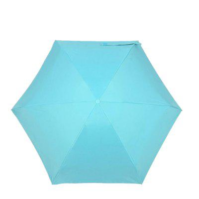 Capsule Type Mini Sun Protection Ultralight UmbrellaUmbrellas<br>Capsule Type Mini Sun Protection Ultralight Umbrella<br><br>Contents: 1 x Capsule Umbrella<br>Package Dimension: 18.00 x 4.50 x 4.50 cm / 7.09 x 1.77 x 1.77 inches<br>Product Dimension: 85.00 x 85.00 x 53.00 cm / 33.46 x 33.46 x 20.87 inches