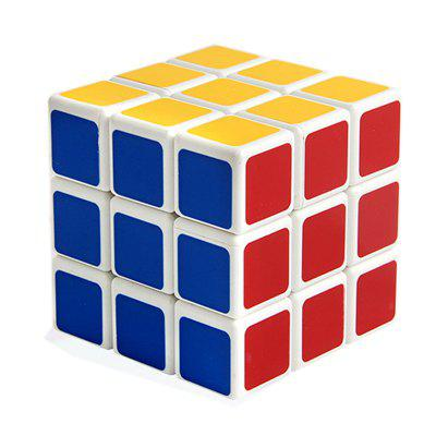 3 x 3 Classic Three-dimensional Cube Toy Puzzle Game for Children or Adults