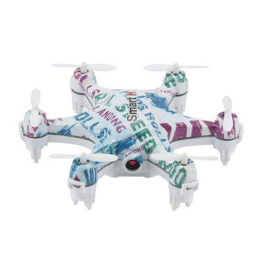 CX-37 Smart H Mini Hexacopter RC Drone 0.3MP WiFi FPV 6-axis Gyroscope / Height Hold
