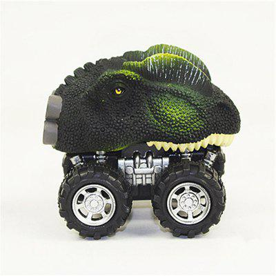 Small Dinosaur Pull Back Model Car Mini Plastic Toy for Kids GiftNovelty Toys<br>Small Dinosaur Pull Back Model Car Mini Plastic Toy for Kids Gift<br><br>Features: Creative Toy<br>Materials: Plastic<br>Package Contents: 1 x Mini Dinosaur Car Back Toy<br>Package size: 6.00 x 7.00 x 8.00 cm / 2.36 x 2.76 x 3.15 inches<br>Package weight: 0.0450 kg<br>Product size: 5.00 x 6.00 x 7.00 cm / 1.97 x 2.36 x 2.76 inches<br>Product weight: 0.0400 kg<br>Series: Entertainment<br>Theme: Movie and TV