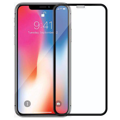 5D All Screen Tempered Glass Screen Protector for iPhoneX Dustproof