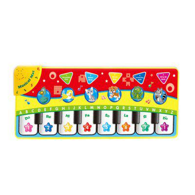 Multifunctional Music Game Carpet for Kids - MULTI