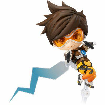 Hot Game Cute Q Version PVC Action Figure Model 261517301