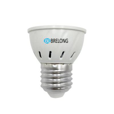 BRELONG E27 E14 GU10 MR16 36LED 2835 Plant Cup Light AC 220-240V 6PCSGrow Lights<br>BRELONG E27 E14 GU10 MR16 36LED 2835 Plant Cup Light AC 220-240V 6PCS<br><br>Body Material: Plastic<br>Is Dimmable: No<br>Light Source: LED Light<br>Package Contents: 6 x Plant Growth Light<br>Package Size(L x W x H): 6.00 x 30.00 x 5.00 cm / 2.36 x 11.81 x 1.97 inches<br>Package weight: 0.1200 kg<br>Product Size(L x W x H): 5.30 x 4.80 x 4.80 cm / 2.09 x 1.89 x 1.89 inches<br>Product weight: 0.0150 kg