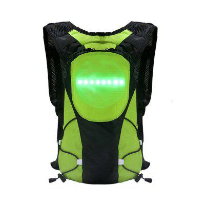 Wireless Control LED 5 Liter Safety Backpack