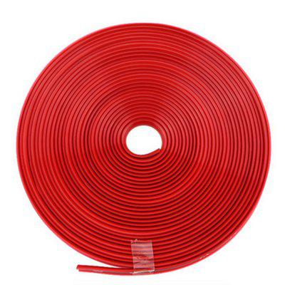Car Decor Styling Strip Wheel Rim Tire Protection Covers Auto Accessories