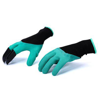 Fingertips Claws Dig and Plant Safe for Rose Pruning Digging Gloves