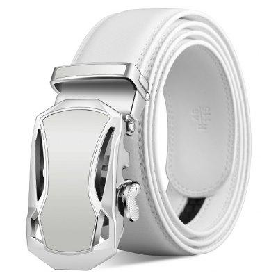 ZHAXIN 345 Car-shaped Metal Clasp Automatic Belt for Man