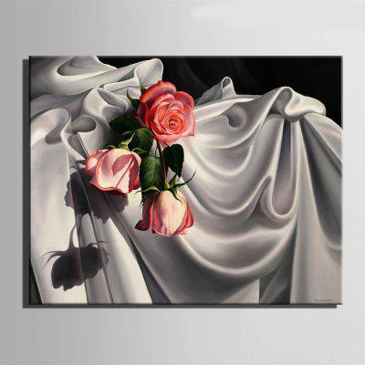 Special Design Frameless Paintings The Roses PrintPrints<br>Special Design Frameless Paintings The Roses Print<br><br>Craft: Oil Painting<br>Form: One Panel<br>Material: Canvas<br>Package Contents: 1 x Print<br>Package size (L x W x H): 62.00 x 43.00 x 2.00 cm / 24.41 x 16.93 x 0.79 inches<br>Package weight: 0.8000 kg<br>Painting: Without Inner Frame<br>Product size (L x W x H): 60.00 x 40.00 x 1.50 cm / 23.62 x 15.75 x 0.59 inches<br>Product weight: 0.7000 kg<br>Shape: Horizontal Panoramic<br>Style: Vintage, Fashion, Active, Formal, Casual, Novelty<br>Subjects: Fashion<br>Suitable Space: Indoor,Outdoor,Cafes,Kids Room,Kids Room,Study Room / Office
