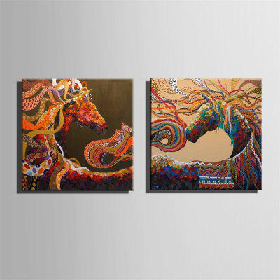 Special Design Frameless Paintings Looking Back Print 2PCSPrints<br>Special Design Frameless Paintings Looking Back Print 2PCS<br><br>Craft: Oil Painting<br>Form: One Panel<br>Material: Canvas<br>Package Contents: 1 x Print<br>Package size (L x W x H): 52.00 x 53.00 x 3.50 cm / 20.47 x 20.87 x 1.38 inches<br>Package weight: 1.4500 kg<br>Painting: Without Inner Frame<br>Product size (L x W x H): 50.00 x 50.00 x 1.50 cm / 19.69 x 19.69 x 0.59 inches<br>Product weight: 1.3000 kg<br>Shape: Square<br>Style: Vintage, Fashion, Active, Formal, Casual, Novelty<br>Subjects: Fashion<br>Suitable Space: Indoor,Outdoor,Cafes,Kids Room,Kids Room,Study Room / Office