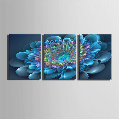 Special Design Frameless Paintings Bloom Print 3PCSPrints<br>Special Design Frameless Paintings Bloom Print 3PCS<br><br>Craft: Oil Painting<br>Form: Three Panels<br>Material: Canvas<br>Package Contents: 3 x Print<br>Package size (L x W x H): 52.00 x 73.00 x 5.00 cm / 20.47 x 28.74 x 1.97 inches<br>Package weight: 2.4500 kg<br>Painting: Without Inner Frame<br>Product size (L x W x H): 50.00 x 70.00 x 1.50 cm / 19.69 x 27.56 x 0.59 inches<br>Product weight: 2.3000 kg<br>Shape: Vertical<br>Style: Vintage, Fashion, Active, Formal, Casual, Novelty<br>Subjects: Fashion<br>Suitable Space: Indoor,Outdoor,Cafes,Kids Room,Kids Room,Study Room / Office