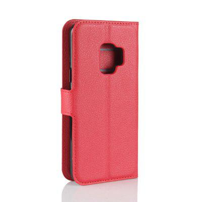 For Samsung Galaxy S9 Mobile Holster Card ProtectionSamsung S Series<br>For Samsung Galaxy S9 Mobile Holster Card Protection<br><br>Color: Black,Red,Brown<br>Features: With Credit Card Holder<br>Material: PU Leather, TPU<br>Package Contents: 1 x Phone Case<br>Package size (L x W x H): 22.00 x 13.00 x 2.00 cm / 8.66 x 5.12 x 0.79 inches<br>Package weight: 0.0680 kg<br>Product size (L x W x H): 14.40 x 7.50 x 1.80 cm / 5.67 x 2.95 x 0.71 inches<br>Product weight: 0.0670 kg<br>Style: Retro
