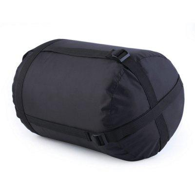 Waterproof Lightweight Nylon Compression Stuff BagDrawstring Bags<br>Waterproof Lightweight Nylon Compression Stuff Bag<br><br>For: Casual, Camping, Hiking<br>Package Contents: 1 x Bag<br>Package size (L x W x H): 22.00 x 12.00 x 2.00 cm / 8.66 x 4.72 x 0.79 inches<br>Package weight: 0.1250 kg<br>Product size (L x W x H): 43.00 x 23.00 x 23.00 cm / 16.93 x 9.06 x 9.06 inches<br>Product weight: 0.1200 kg<br>Type: Luggage Bag