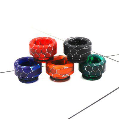 Iwodevape Snake Skin Resin 810 Drip Tip for 810 Thread Atomizer 5pcs