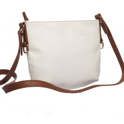 Womens Crossbody Bag Brief Fashion MessengerCrossbody Bags<br>Womens Crossbody Bag Brief Fashion Messenger<br><br>Closure Type: Zipper<br>Gender: For Women<br>Handbag Type: Shoulder bag<br>Main Material: PU<br>Occasion: Versatile<br>Package Contents: 1 x Crossbody Bags<br>Package size (L x W x H): 24.50 x 6.00 x 21.50 cm / 9.65 x 2.36 x 8.46 inches<br>Package weight: 0.3250 kg<br>Pattern Type: Solid<br>Product size (L x W x H): 23.50 x 5.00 x 20.50 cm / 9.25 x 1.97 x 8.07 inches<br>Product weight: 0.2250 kg<br>Style: Vintage