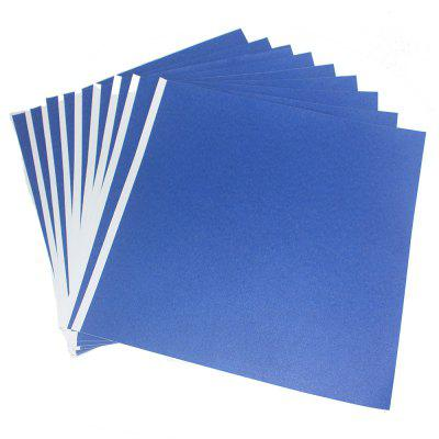 3D Printer Bed Blue Tape Sheet For CR-10 Anet E12 Tronxy X3S