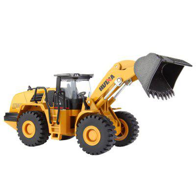 1:50 Alloy Excavator Engineering Metal Die Casting Car Truck 1 35 xugong xcmg xe215c excavator alloy truck diecast model construction vehicles toy