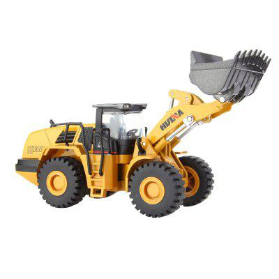 1:50 Alloy Excavator Engineering Metal Die Casting Car Truck
