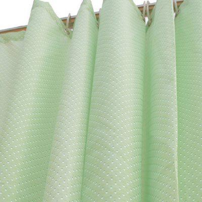 High-end Thick Waterproof Shower Curtain