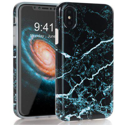 Creative Design Flexible Soft Black Marble TPU Case for iPhone XiPhone Cases/Covers<br>Creative Design Flexible Soft Black Marble TPU Case for iPhone X<br><br>Compatible for Apple: iPhone X<br>Features: Bumper Frame, Waterproof Case, Anti-knock, Dirt-resistant, FullBody Cases, Shatter-Resistant Case<br>Material: TPU<br>Package Contents: 1 x Phone Case<br>Package size (L x W x H): 15.00 x 8.00 x 1.00 cm / 5.91 x 3.15 x 0.39 inches<br>Package weight: 0.0110 kg<br>Product size (L x W x H): 15.00 x 7.00 x 1.00 cm / 5.91 x 2.76 x 0.39 inches<br>Product weight: 0.0100 kg<br>Style: Silk Texture