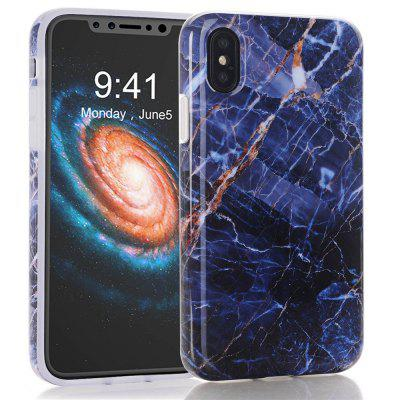Creative Design Flexible Soft Marble TPU Cover for iPhone XiPhone Cases/Covers<br>Creative Design Flexible Soft Marble TPU Cover for iPhone X<br><br>Compatible for Apple: iPhone X<br>Features: Waterproof Case, Anti-knock, Dirt-resistant, FullBody Cases, Shatter-Resistant Case<br>Material: TPU<br>Package Contents: 1 x Phone Case<br>Package size (L x W x H): 15.00 x 8.00 x 1.00 cm / 5.91 x 3.15 x 0.39 inches<br>Package weight: 0.0110 kg<br>Product size (L x W x H): 15.00 x 7.00 x 1.00 cm / 5.91 x 2.76 x 0.39 inches<br>Product weight: 0.0100 kg<br>Style: Silk Texture