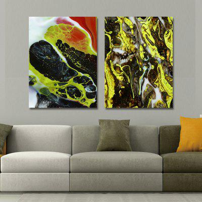 MY43-CX - 13-123 Fashion Abstract Print Art Ready to Hang Paintings 2PCSPrints<br>MY43-CX - 13-123 Fashion Abstract Print Art Ready to Hang Paintings 2PCS<br><br>Brand: DYC<br>Craft: Print<br>Form: Two Panels<br>Material: Canvas<br>Package Contents: 2 x Print<br>Package size (L x W x H): 32.00 x 42.00 x 6.00 cm / 12.6 x 16.54 x 2.36 inches<br>Package weight: 0.9000 kg<br>Painting: Include Inner Frame<br>Product size (L x W x H): 30.00 x 40.00 x 3.00 cm / 11.81 x 15.75 x 1.18 inches<br>Product weight: 0.5000 kg<br>Shape: Vertical<br>Style: Fashion, Creative, Abstract, Novelty<br>Subjects: Abstract<br>Suitable Space: Living Room,Office,Hotel,Game Room