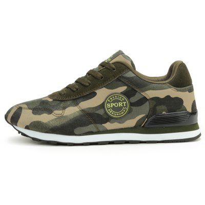 ZEACAVA Mens Canvas Pattern Camouflage Ventilate Fashion Sports ShoesMen's Sneakers<br>ZEACAVA Mens Canvas Pattern Camouflage Ventilate Fashion Sports Shoes<br><br>Available Size: 35-44<br>Closure Type: Lace-Up<br>Feature: Breathable<br>Gender: Unisex<br>Outsole Material: Rubber<br>Package Contents: 1xShoes(Pair)<br>Package Size(L x W x H): 30.00 x 20.00 x 10.00 cm / 11.81 x 7.87 x 3.94 inches<br>Package weight: 0.4500 kg<br>Pattern Type: Striped<br>Product weight: 0.4500 kg<br>Season: Spring/Fall<br>Upper Material: Suede