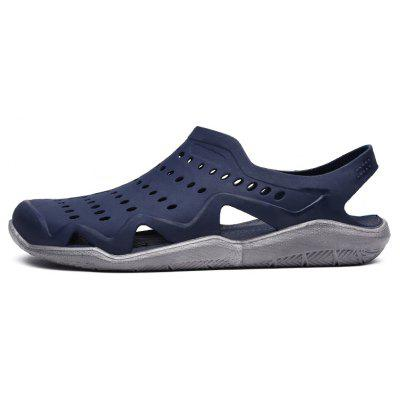 Men Casual Fashion Mesh Sandals ShoesMens Sandals<br>Men Casual Fashion Mesh Sandals Shoes<br><br>Available Size: 40-45<br>Closure Type: Slip-On<br>Embellishment: Hollow Out<br>Gender: For Men<br>Heel Hight: 1.5<br>Occasion: Casual<br>Outsole Material: PU<br>Package Contents: 1xShoes(pair)<br>Pattern Type: Solid<br>Sandals Style: Slides<br>Style: Leisure<br>Upper Material: Nylon<br>Weight: 1.2000kg