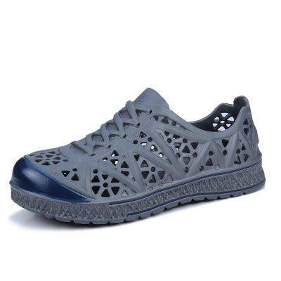 Men Casual Fashion Mesh Sandals Slipper Shoes