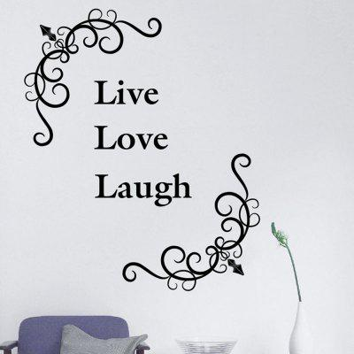 Love Story 3D Three-Dimensional Wall Stickers New Creative DecorationWall Stickers<br>Love Story 3D Three-Dimensional Wall Stickers New Creative Decoration<br><br>Art Style: Plane Wall Stickers<br>Color Scheme: Multicolor<br>Functions: Decorative Wall Stickers<br>Layout Size (L x W): 70 x 50cm<br>Material: Vinyl(PVC)<br>Package Contents: 1 x Wall Sticker<br>Package size (L x W x H): 52.00 x 2.00 x 2.00 cm / 20.47 x 0.79 x 0.79 inches<br>Package weight: 0.1100 kg<br>Product size (L x W x H): 70.00 x 50.00 x 1.00 cm / 27.56 x 19.69 x 0.39 inches<br>Product weight: 0.1000 kg