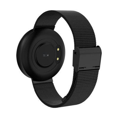 BALDR CF008 Smart Wristband Heart Rate Monitor Blood Pressure FitnessSmart Watches<br>BALDR CF008 Smart Wristband Heart Rate Monitor Blood Pressure Fitness<br><br>Band material: Stainless Steel<br>Battery  Capacity: 120mAh<br>Bluetooth Version: Bluetooth 4.0<br>Case material: Metal<br>Charging Time: About 2hours<br>Compatability: Android 4.4 / iOS 8.0 and above systems<br>Compatible OS: Android, IOS<br>Functions: Pedometer, Steps counting, Sedentary reminder, Calories burned measuring, Message management, Measurement of heart rate, Sleep management, Date, Alarm Clock, Time<br>IP rating: IP67<br>Language: English,French,Spanish,Portuguese,Russian,German,Italian,Simplified Chinese,Vietnamese,Japanese,Korean<br>Operating mode: Touch Screen<br>Package Contents: 1 x Smart Watch, 1 x USB Charging Cable, 1 x English User Manual<br>Package size (L x W x H): 6.50 x 7.20 x 9.30 cm / 2.56 x 2.83 x 3.66 inches<br>Package weight: 0.1360 kg<br>People: Male table,Female table<br>Product size (L x W x H): 26.00 x 4.00 x 1.00 cm / 10.24 x 1.57 x 0.39 inches<br>Product weight: 0.0390 kg<br>Screen type: OLED<br>Shape of the dial: Round<br>Standby time: 20  days<br>Type of battery: Lithium polymer battery<br>Waterproof: Yes