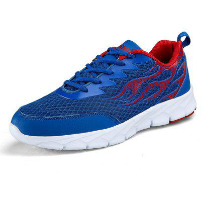 Flame Mesh Flying Mens SneakersMen's Sneakers<br>Flame Mesh Flying Mens Sneakers<br><br>Available Size: 41-44<br>Closure Type: Lace-Up<br>Feature: Breathable<br>Gender: For Men<br>Outsole Material: Rubber<br>Package Contents: 1 x shoes(pair)<br>Package Size(L x W x H): 33.00 x 22.00 x 12.00 cm / 12.99 x 8.66 x 4.72 inches<br>Package weight: 0.5000 kg<br>Pattern Type: Print<br>Product weight: 0.5000 kg<br>Season: Summer<br>Upper Material: Cloth