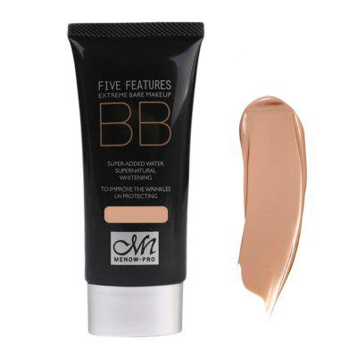Menow Make Up Flawless Coverage Base Cosmetics Liquid Foundation Cream