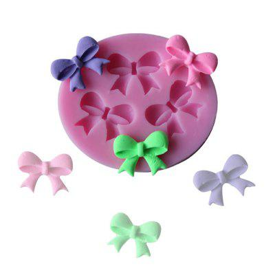 Buy Creative 3 Bows Silicone Cake Chocolate Mold, PINK CUPCAKE, Home & Garden, Kitchen & Dining, Bakeware, Baking & Pastry Tools for $1.82 in GearBest store