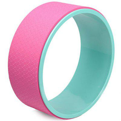 High-Quality Yoga Wheel Roller for FitnessYoga Accessories<br>High-Quality Yoga Wheel Roller for Fitness<br><br>Application Position: Wrist, Back, Waist, Leg<br>Package Content: 1 x Yoga Roller<br>Package size: 35.00 x 35.00 x 15.00 cm / 13.78 x 13.78 x 5.91 inches<br>Package weight: 1.4000 kg<br>Product size: 33.00 x 33.00 x 14.00 cm / 12.99 x 12.99 x 5.51 inches<br>Product weight: 1.3000 kg