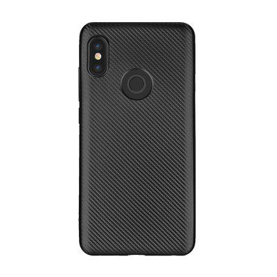 Ultra-slim Carbon Fiber Matte Phone Case for Xiaomi Redmi Note 5