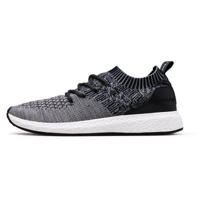 ZEACAVA Mens Explosions Summer Flying Woven Tide ShoesMen's Sneakers<br>ZEACAVA Mens Explosions Summer Flying Woven Tide Shoes<br><br>Available Size: 39-46<br>Closure Type: Lace-Up<br>Embellishment: Embroidery<br>Flat Type: T-Strap<br>Gender: For Men<br>Insole Material: PU<br>Lining Material: PU<br>Occasion: Casual<br>Outsole Material: Rubber<br>Package Contents: 1xShoes(Pair)<br>Pattern Type: Solid<br>Season: Spring/Fall<br>Toe Shape: Round Toe<br>Toe Style: Closed Toe<br>Upper Material: PU<br>Weight: 1.2000kg