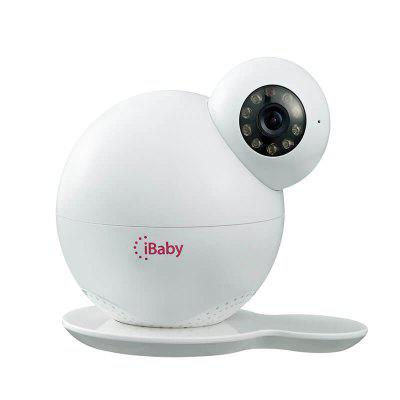 iBaby M6T HD WiFi Digital Baby Video Camera Monitor with Temperature and Humidity Sensors EU